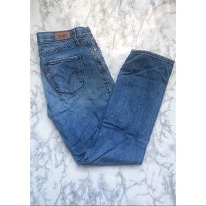 Levi's 525 Perfect Fit Straight Jeans